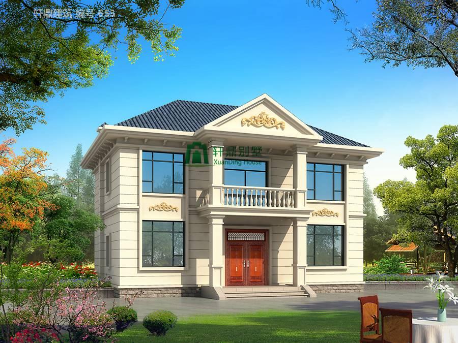 别墅设计图纸二层